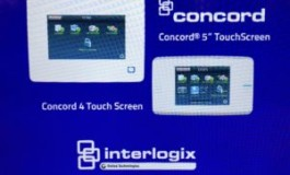 New 5″ Inch Touchscreen for GE Concord
